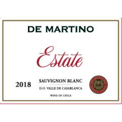 Wine De Martino, Estate Sauvignon Blanc, 2019