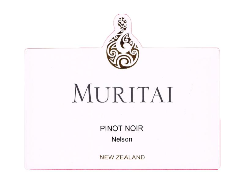 Wine Richmond Plains, Muritai Pinot Noir, 2017