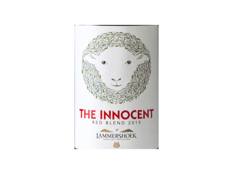 Wine Lammershoek, The Innocent Red Blend, 2015