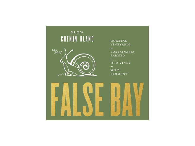 Wine False Bay, Slow Chenin Blanc, 2017